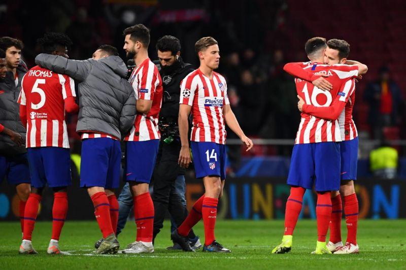 Az Atlético Madridé az utolsó nyolcaddöntős hely a Bajnokok Ligájában
