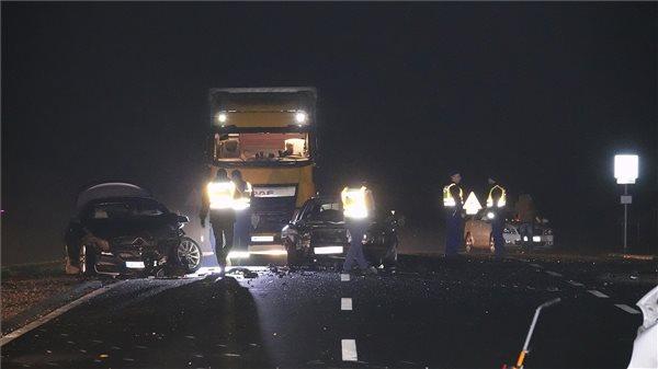Halálos baleset történt a 47-es úton