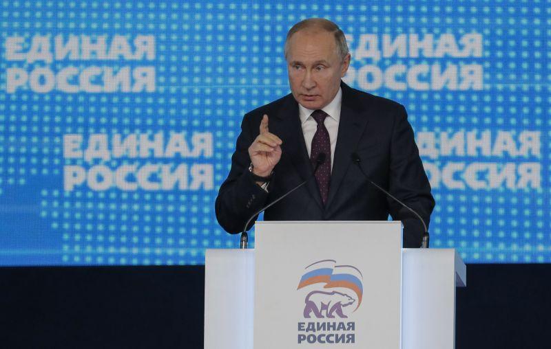 Putyin hajlandó tárgyalni az ukrán elnökkel