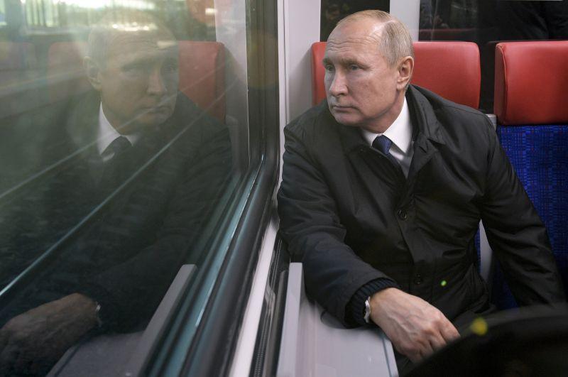 Putyinnak nem tetszene a NATO bővítése