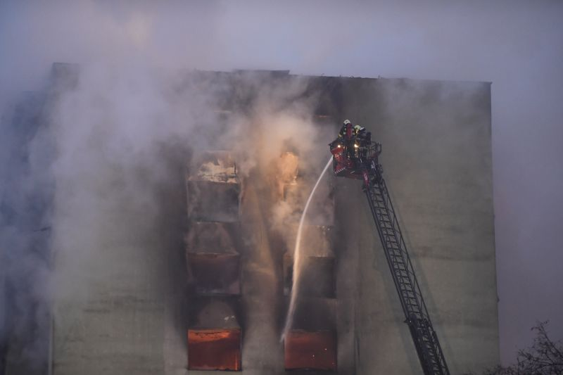 Hat embert még mindig keresnek a gázrobbanás miatt