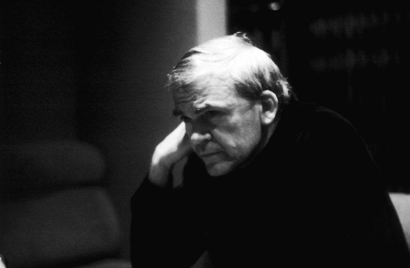 Újra cseh állampolgár Milan Kundera