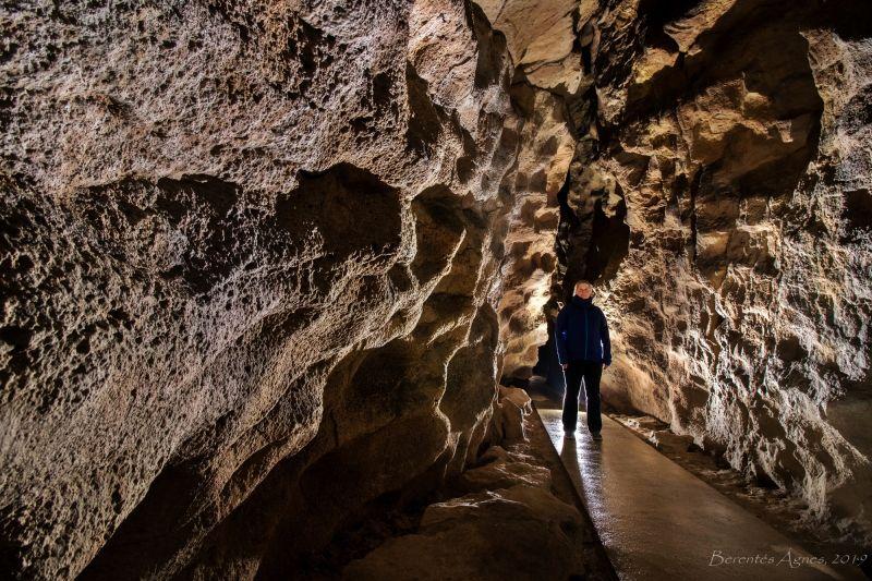 Budapesti barlangban sérült meg súlyosan a barlangász