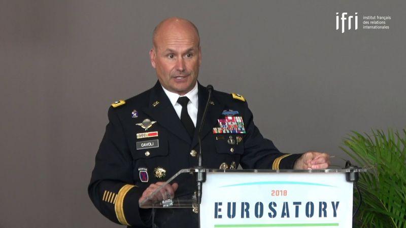 Ellenségnek nevezte Oroszországot az amerikai hadsereg egyik parancsnoka