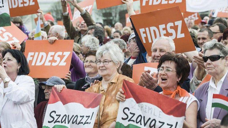 A Fidesz büszke a 10 százalékos nyugdíjemelésre