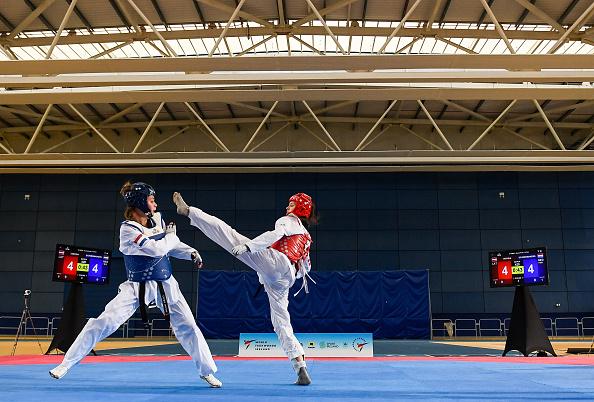 Józsa Levente aranyérmes az ifi tekvondó Európa-bajnokságon