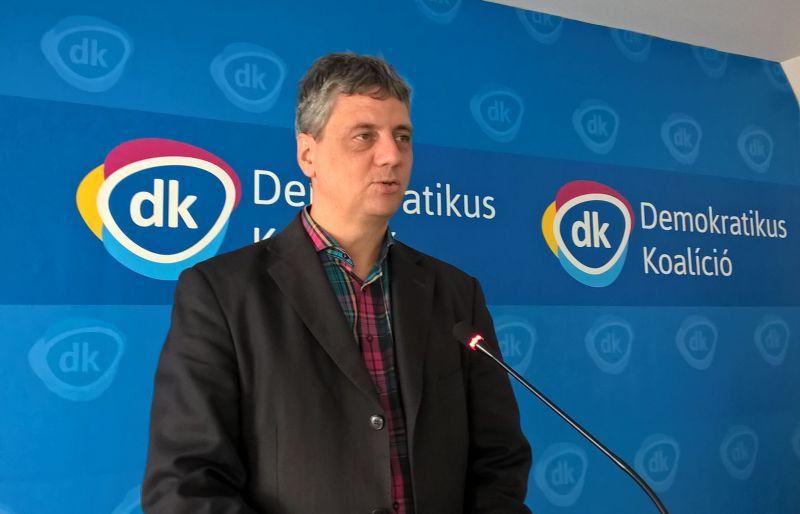 Gréczy Zsolt lemond parlamenti mandátumáról