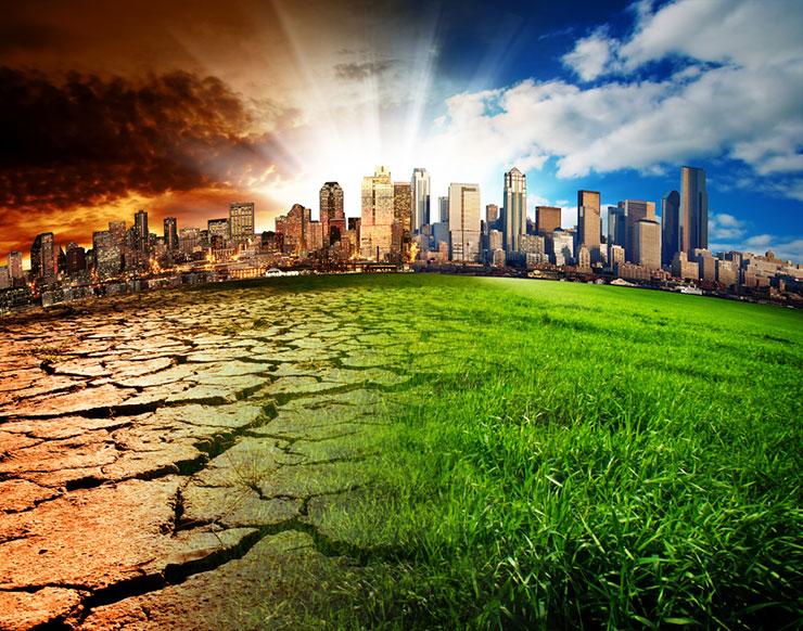A köztévé is felfigyelt a klímaváltozásra