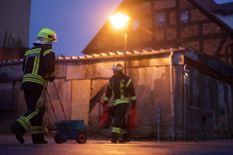 Közleményben reagáltak a tűzoltók a brutális németországi gyilkosságra