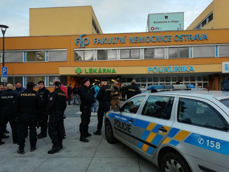 Meghalt a keddi ostravai kórházi lövöldözés egyik sérültje