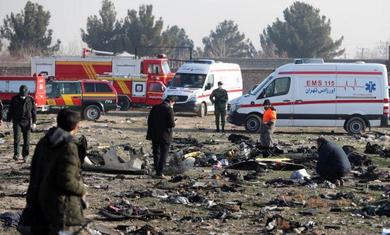 Fokozódik a helyzet: Irán elismerte, hogy lelőtte az ukrán utasszállítót
