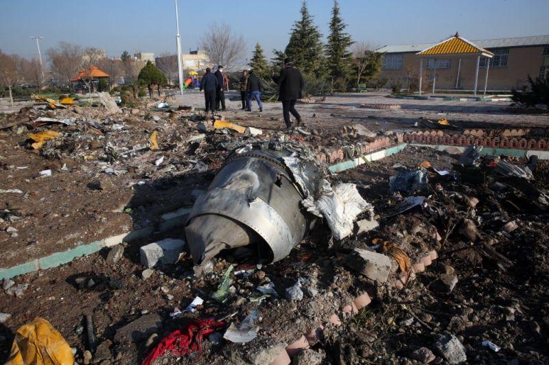 Óriási hiba volt az Ukrán repülőgép lelövése