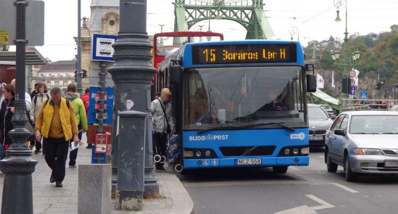 Ezek a buszok már nem arra mennek, ahogy megszoktuk