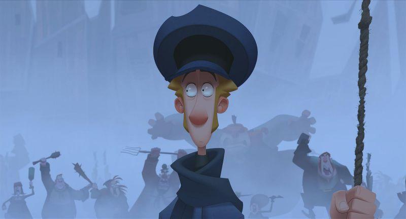 A Netflix karácsonyi animációs filmje nyerte a legtöbb Annie-díjat