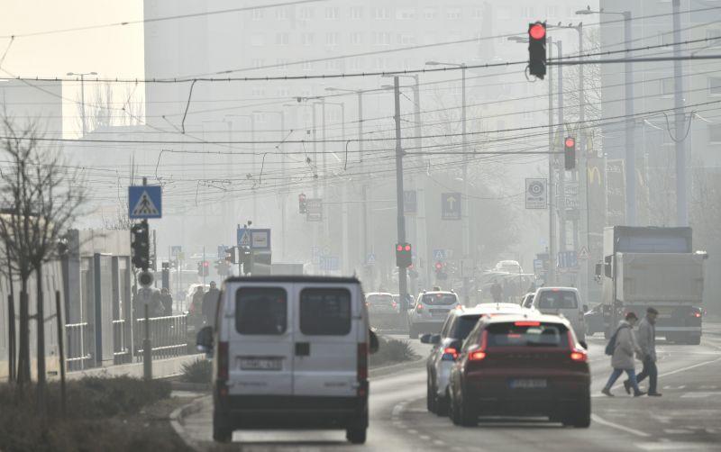 Budapest fellélegezhet – megszűnt a szmogriadó