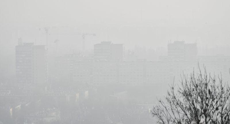 Budapesten marad a szmogriadó