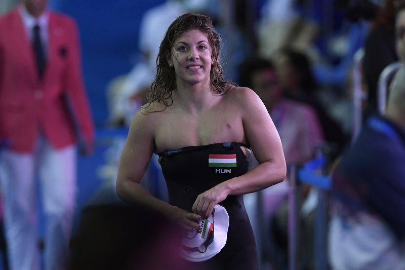 Úszó Bajnokok Sorozata: Szilágyi legyőzte Hosszút, aki 200 méter vegyesen is második lett
