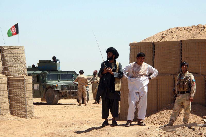 Az afgánok inkább hazamennek