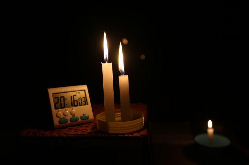 Nincs áram néhány Bács-Kiskun megyei településen, rendőrök szállták meg a térséget
