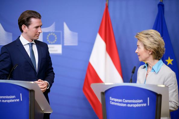 Osztrák kancellár: Ausztria hidat alkot Kelet- és Nyugat-Európa között