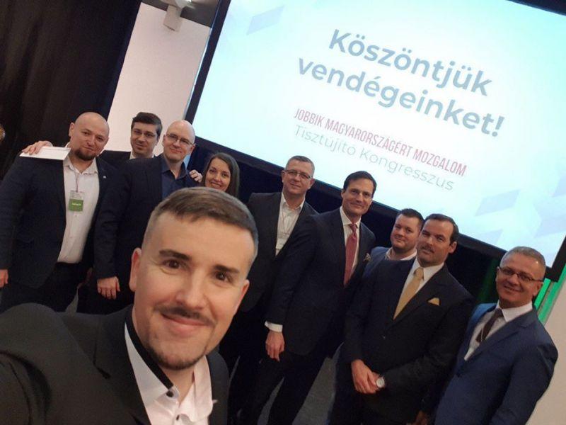 Jakab Péter lett a Jobbik elnöke