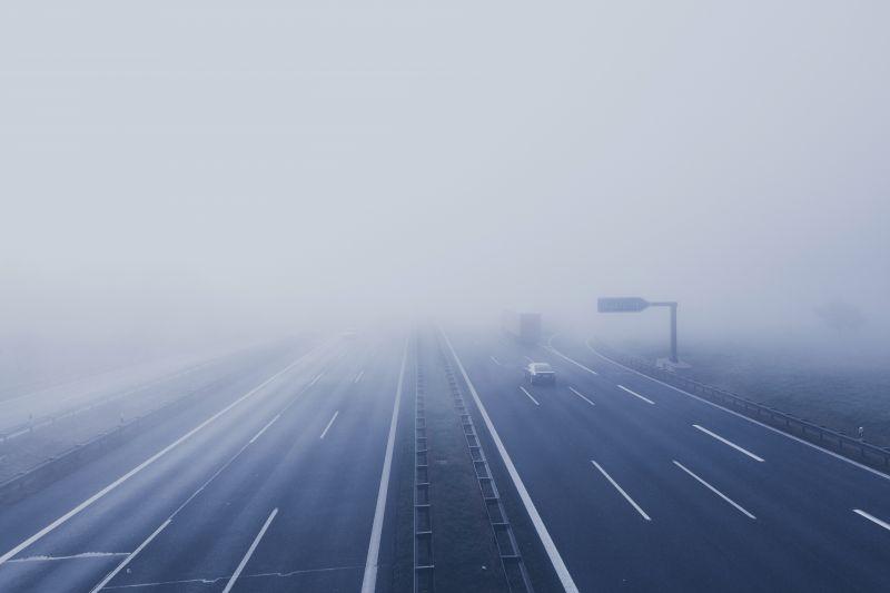Vezessen óvatosan, hatalmas köd lesz!