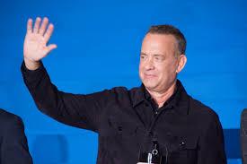 Tom Hanks elsírta magát – videó