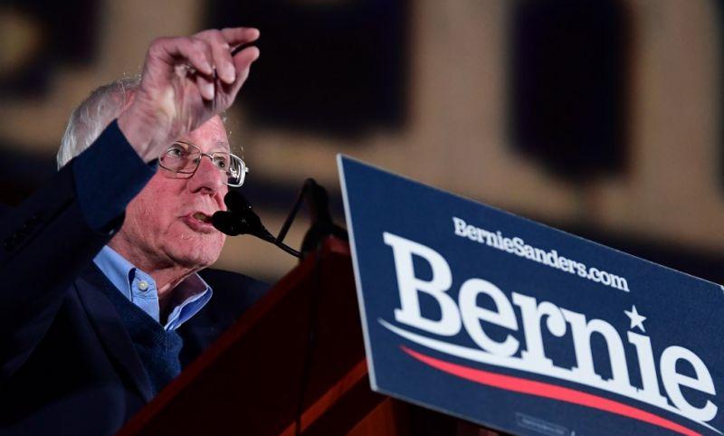 Bernie Sanders nem kér Moszkvából támogatást