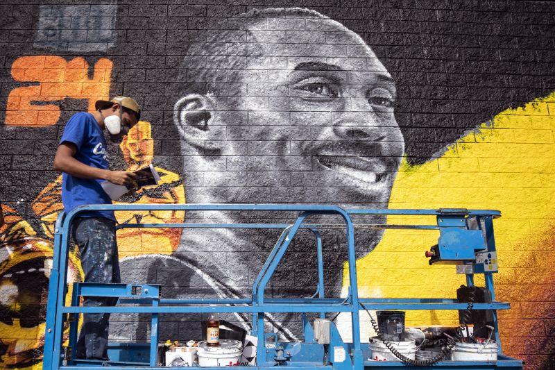 Új videó került elő Kobe Bryant halálos tragédiájáról