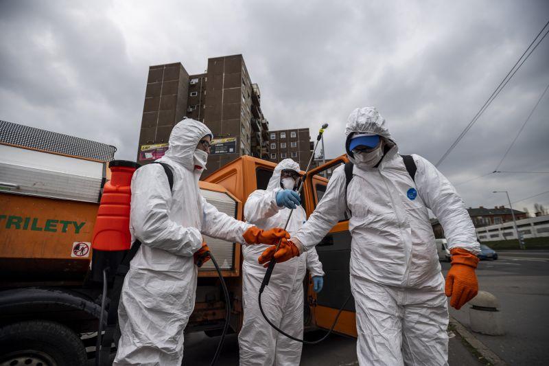 Harmincöttel emelkedett az igazolt fertőzöttek száma, már 28-an meggyógyultak