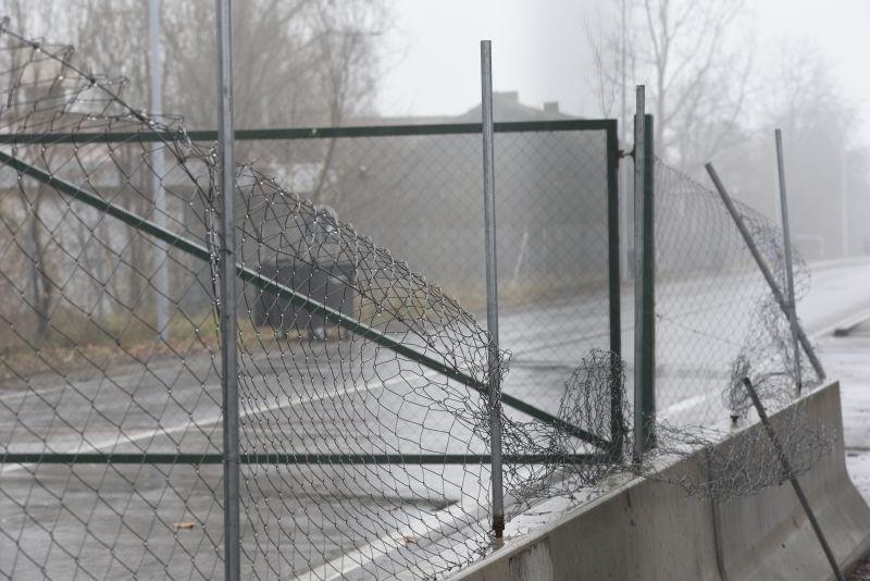 Lezártak egy határátkelőt az illegális bevándorlás miatt