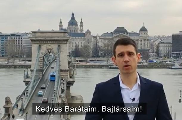 Kilépett a Jobbikból a párt budapesti elnöke