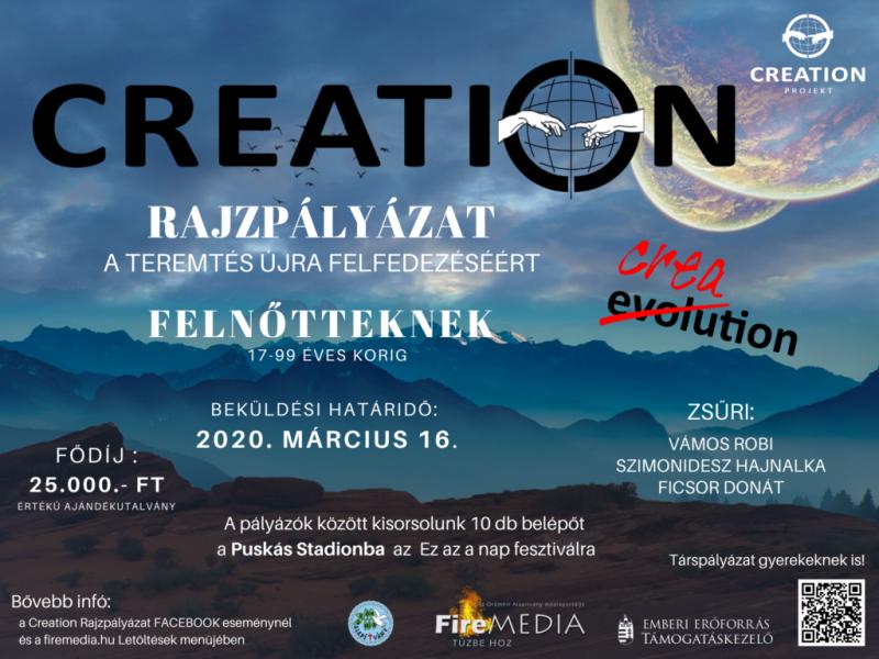 Evolúciót tagadó rajzpályázatot támogat a magyar kormány