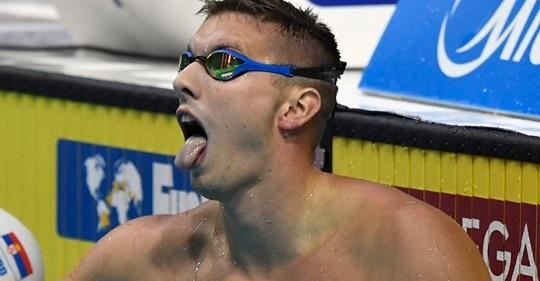Kozma Dominik világbajnok úszó is koronavírusos