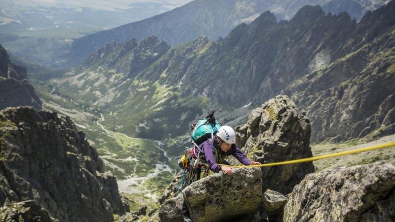 Tragédia: meghalt két fiatal hegymászó a Magas-Tátrán