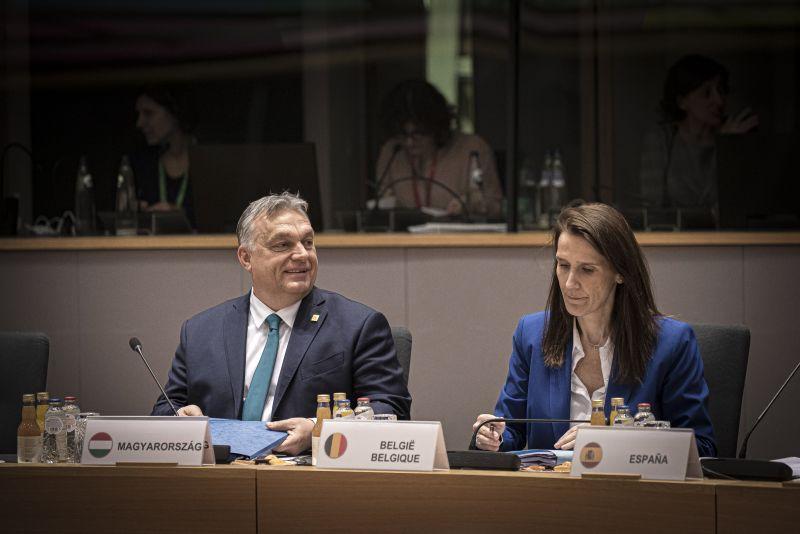 Orbán kevesli az EU nettó befizetőinek ajánlatát
