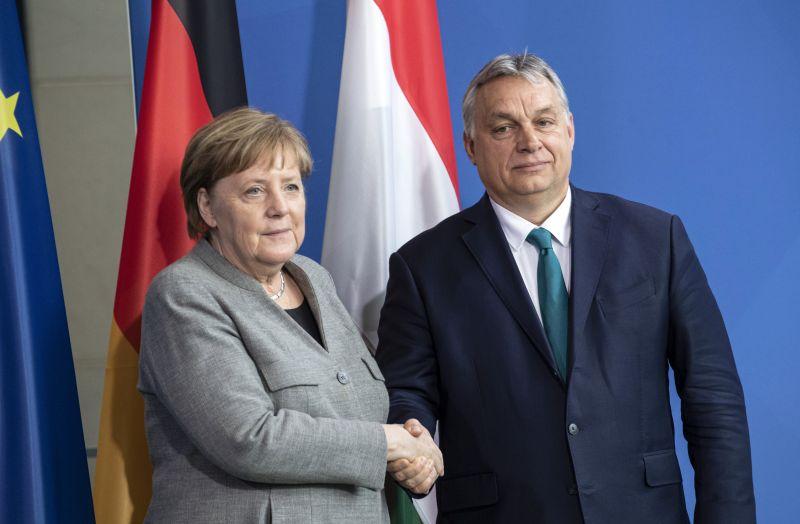 Merkel: Magyarország az EU nettó haszonélvezője