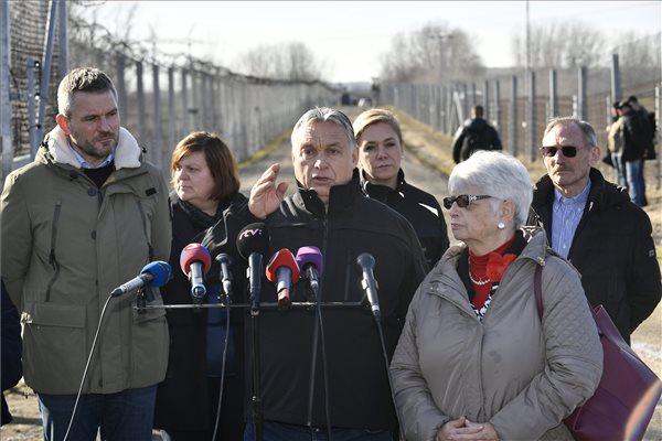Orbán lement Röszkére, és olyat mondott, amiről Európában tilos beszélni