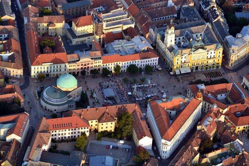 Négy diák önkéntes karanténba vonult Pécsen a koronavírus miatt