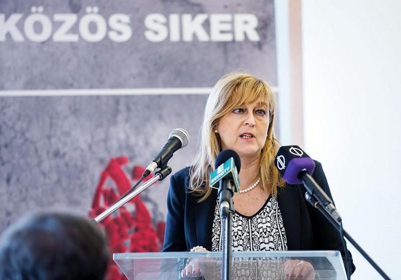 Schmidt Mária: az Európai Unió egy fontos intézmény lenne, ha meg tudna változni