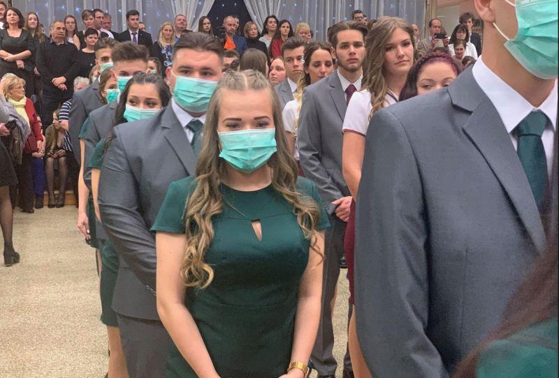 Megható, ahogy kiállnak osztálytársuk mellett a kaposvári diákok