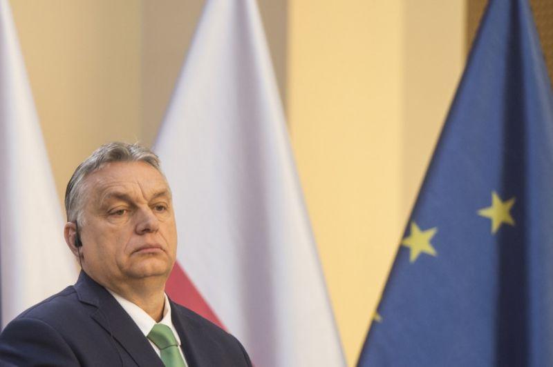 Vitát kezdeményeztek Orbán miatt az EP-ben