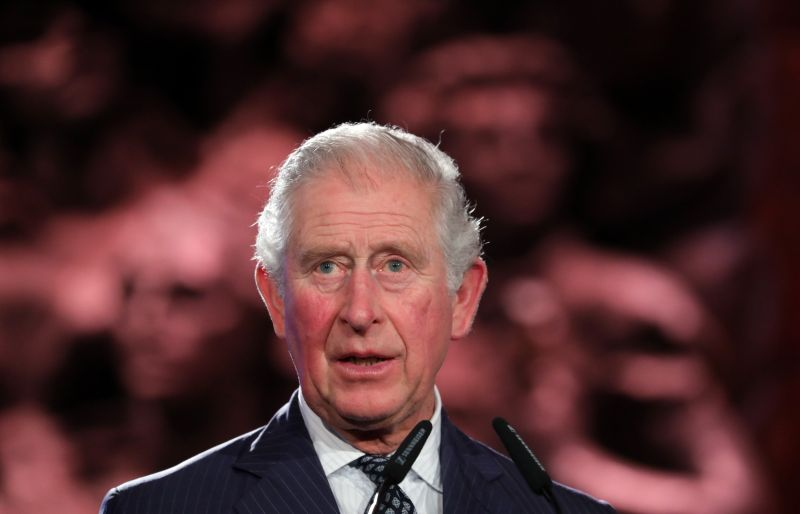 Ez volt Károly herceg első dolga, miután elkapta a koronavírust