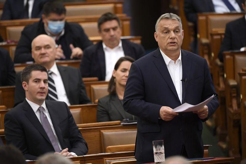 Orbán keményen visszaszólt az Európa Tanácsnak