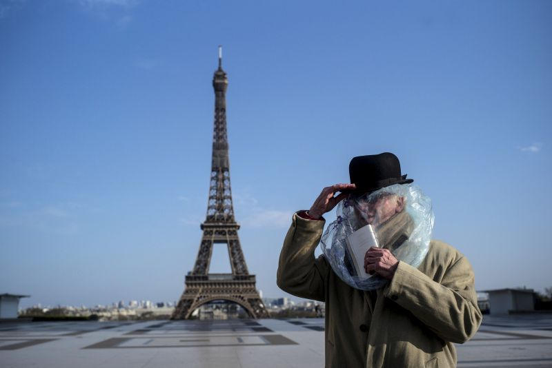 Újabb drámai számokat közöltek Franciaországból