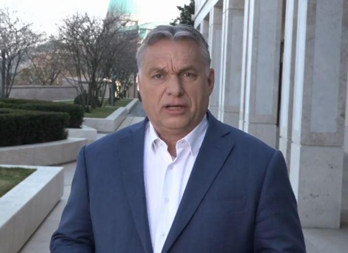 Ez volt ma Orbán Viktor utolsó üzenete