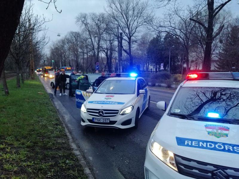 Hólapáttal mérték fel a betörők Budakeszin, hogy ki van otthon – végül lebuktak