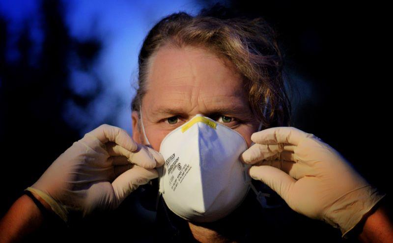 Budapesten ragadt egy maszkszállítmány