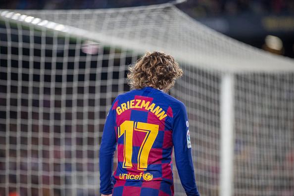 A Barcelona kirakhatja Griezmannt