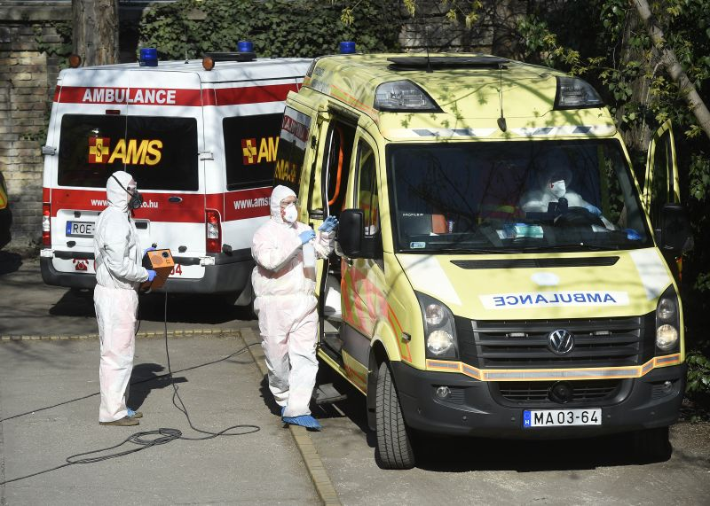 Eddig 85 egészségügyi dolgozó kapta el a koronavírust Magyarországon